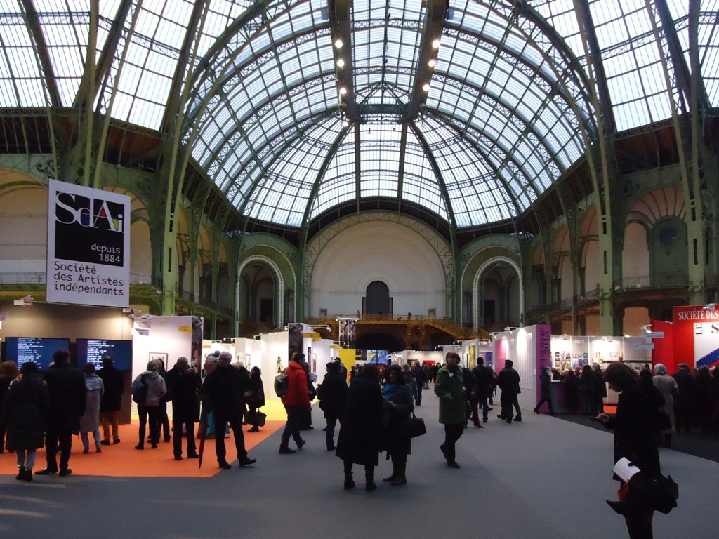Art en Capital, Grand Palais, Paris