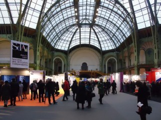 Art en Capital, Grand Palais, Paris
