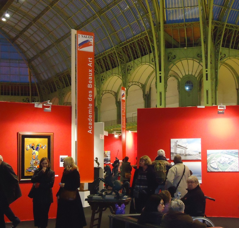 Art en Capital, Grand Palais, Paris, 2015