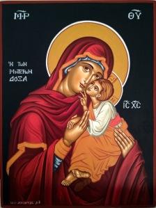 Παναγία, Η των Μητέρων Δόξα