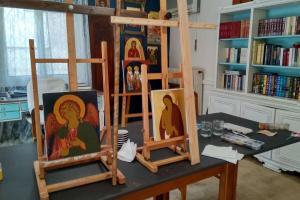 Διαδικτυακά Μαθήματα Αγιογραφίας Αρχοντία Καρακώστα