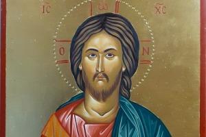 Αγιογραφίες, Μαθήματα αγιογραφίας, Χριστός Παντοκράτωρ