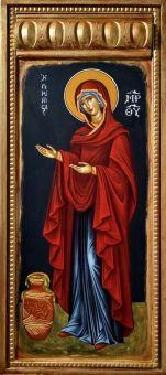 Παναγία Γερόντισσα, 22x52
