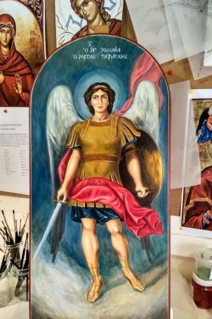 Ο Αρχάγγελος Μιχαήλ 1